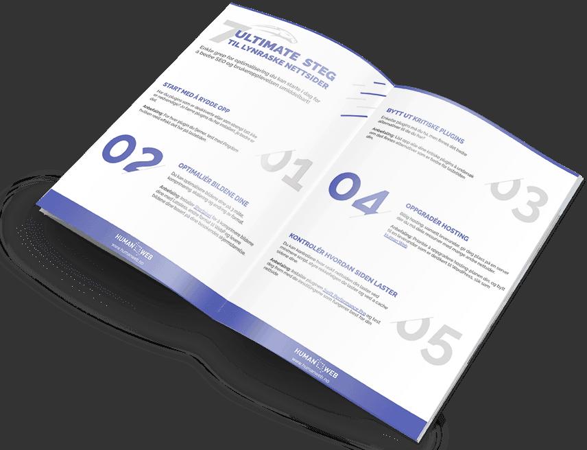 7-ultimate-steg-til lynraske-nettsider-web